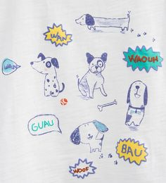 Image 5 of Puppy T-shirt from Zara