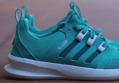 "adidas Women's SL Loop Runner ""Teal"" Nike Free Runners, Adidas Shoes Women, Sneakers Women, Women Nike, Adidas Originals, Pink Shoes, Women's Shoes, Shoes Sneakers, Adidas Workout Clothes"