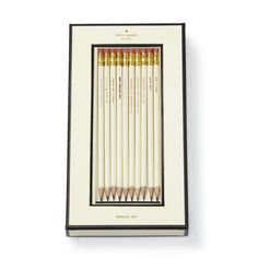 Picture 1 of ksny Pencil Set - What's The Word