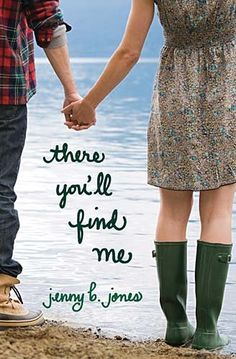 There You'll Find Me...such a good story and a timely one for me. I could really relate to Finley's struggle to find God through all the noise. Loved it : )