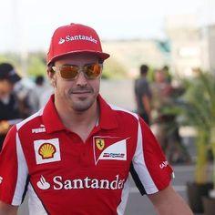 Fernando Alonso | Oakley Sunglasses