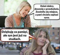 Jeśli tak to obserwuj . Funny Cute, Haha Funny, Really Funny, Polish Memes, Weekend Humor, Funny Mems, Man Humor, Best Memes, I Laughed