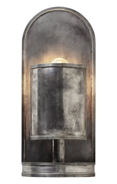 Florin Wall Light  Traditional, Metal, Lighting by Jamb Limited