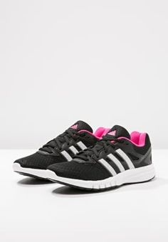 Laufen ist ein Lebensgefühl. adidas Performance GALAXY 2 - Laufschuh Neutral - core black/white/shock pink für 49,95 € (05.08.16) versandkostenfrei bei Zalando bestellen.