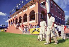 """The entire island celebrates during Cupmatch every summer. The event is Bermuda's """"world series"""" of cricket."""