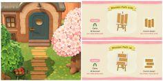 animal crossing qr codes paths Animal Crossing New Horizons Custom Path Designs Animal Crossing 3ds, Animal Crossing Villagers, Animal Crossing Qr Codes Clothes, Llamas Animal, My Animal, Wooden Path, Motif Acnl, Ac New Leaf, Path Design