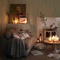 Fotogalerie: Podzim v interiéru: Zdánlivé drobnosti dodají bytu ohromné kouzlo. Inspiraci hledejte v přírodě
