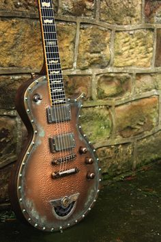 Bronze Top by Hutchinson Guitar Concepts