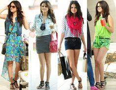 """Selena Gomez está linda na nova campanha da """"Dream Out Loud""""! - Radar Fashion - CAPRICHO"""