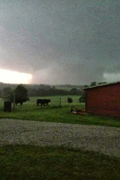 Tornado in Oklahoma May 2013 - Unfortunately they have these in Oklahoma!
