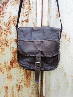 Borsa in pelle Bag in leather