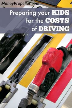 Preparing your Kids for the Costs of Driving