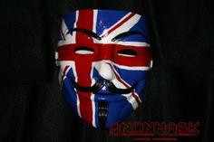 union jack guy fawkes mask