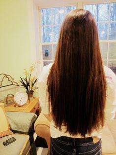 My goal hair length