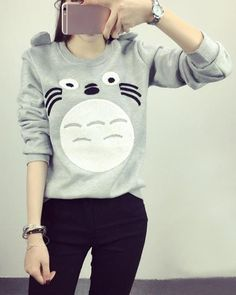 Totoro Sweatshirt on SALE
