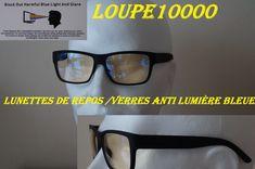 58b0a9dc843a65 LUNETTES PROTECTION ECRAN ANTI - LUMIÈRE BLEUE LED REPOS UV400 CAT 0 N°  9ANTI