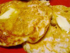 Coconut Flour Oat Pancakes