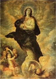 Resultado de imagen de Cristobal de Villalpando. Sacristía de la catedral de Mexico.La asunción