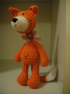 ༺༺༺♥Elles♥Heart♥Loves♥༺༺༺ ........♥Crochet Amigurumi♥........ #Amigurumi #Patterns #Crochet #Softies #Childrens #Toys #Handmade #Teddy #Doll #Tutorial #Patterns #Collectable~ ♥Amigurumi Patterns By Teddies With Love Crochet Crochet Little Fox