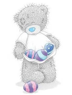 ●•‿✿⁀ Tatty Teddy ‿✿⁀•●