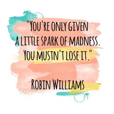 #rip #robinwilliams - Robin  Williams quote