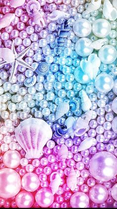Pearl Wallpaper, Iphone Wallpaper Vsco, Iphone Wallpaper Glitter, Summer Wallpaper, Iphone Background Wallpaper, Pastel Wallpaper, Aesthetic Iphone Wallpaper, Galaxy Wallpaper, Disney Wallpaper