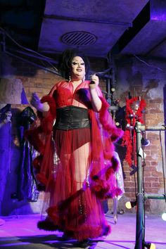 Rocky Horror Picture Show Event at The Grounds at Whoa! Studios  #corporateevent #event #business #corporate #auckland #venue #theme #newzealand #thegroundsnz #studio #performance #rockyhorror #thegroundswhoastudios
