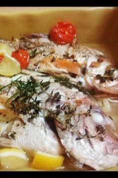 お祝いに!メバルと鯛のアクアパッツァ by WENCEO [クックパッド] 簡単 ...