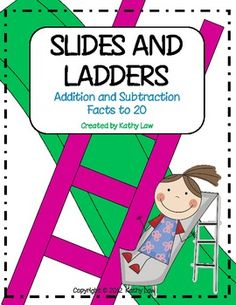 This is the ULTIMATE game set for your students to practice addition and subtraction! In this set of 20 games, students practice their fluency ...