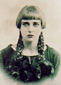 Carmen Mondragón (Nahui Ollin)