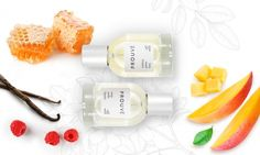 PROUVÉ női parfüm: #27 - PACO RABANNE -Lady Million szerű illat: Amiért beleszeretsz: mert önbizalmat ad. Lédús málna egy csepp aromás mézzel - csábító ajánlat.Ehhez egy csipetnyi ámbra, pár csepp citromlé és a jázmin édessége.  # 43 -KENZO- Jungle Elephant szerű illat:  Amiért beleszeretsz: A csipetnyi extravaganciáért. Meleg, egzotikus és meglepő. A lédús mangó és a fűszeres szegfűszeg, vanília és medvecukor szokatlan összekapcsolása átölel, átmelegít és elcsábít.