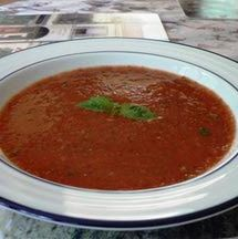 Easy and Healthy Homemade Tomato Basil Soup