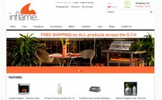 Have a look this awesome #eCommerce website design developed by FATbit Technologies