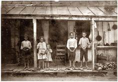 Old Photos of America's Children 1850-1930