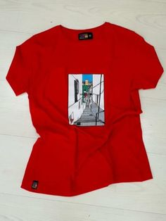 CAMISETA ALBAICIN GRANADA Granada, Mens Tops, T Shirt, Fashion, Fashion Guide, T Shirts, Women, Supreme T Shirt, Moda