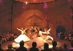 Whirling Dervishes I By LUXURY ISTANBUL Must see this hour long show with full Orchestra.