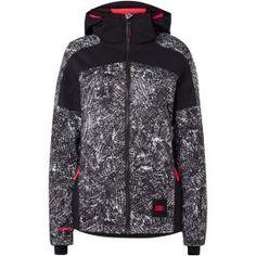 Wavelite Jacket black aop w / white - Fashionchick. Mode Inspiration, Athletic, Outfit, Fashion, Jackets, News, Outfits, Moda, Athlete