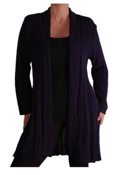 Shop for Colorado Open Front attire knitted well with quality fabric. Spend only with lots of colors varieties here. Cheap Cardigans, Cardigans For Women, Navy Blue Cardigan, Waterfall Cardigan, Navy Women, Colorado, Fabric, Sweaters, Clothes