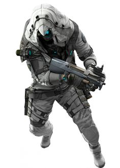 gamefreaksnz:    Ghosts gear up for exclusive Assassin's Creed III items   Ubisoft announces limited-time Assassin's Creed crossover items for Ghost Recon Online.