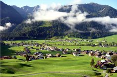 Bregenzerwald, Austria. Just a short drive to the beautiful countryside from the Hotel Krone http://www.kronehotel.at/en-vacation-bregenzerwald.htm