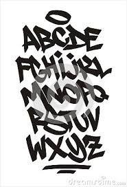 Image result for graffiti font