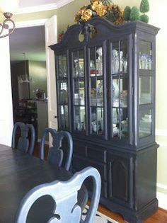 From Rags to Rainbows: From Formal to Fabulous ~ Using Annie Sloan Chalk Paint
