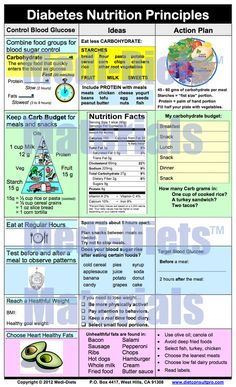 Fish is an excellent choice of protein for a Diabetic who is looking to lose weight. It's full of Omega fatty acids which are great for your body, and the calcium in the bones (if you include them) can meet the daily recommended doses. Drinking water is important for everyone, but is especially so for diabetics. There is a reason that most diabetics drink like a fish before they are diagnosed... FULL ARTICLE…