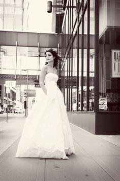 Love the pockets! Photo by Heidi S. #WeddingPhotographerMinnesota #WeddingPhotography