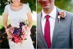 9. Floral Arrangement(s) #modcloth #wedding