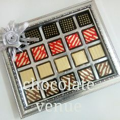 Chocolate trays