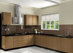 AP Interio is the leading modular kitchen manufacturers in Pune. We offer unique designs with best quality materials, Contact us to buy modular kitchen Pune. L Shaped Modular Kitchen, L Shaped Kitchen Designs, Kitchen Cupboard Designs, Modern Kitchen Cabinets, Simple Kitchen Design, Kitchen Room Design, Interior Design Kitchen, L Shaped Kitchen Interior, Design Seeds