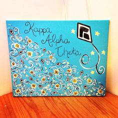 Try this with the Alpha Phi Lilly Pulitzer print