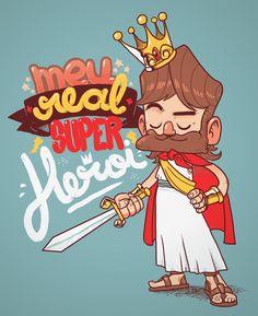 Meu Real Super Heroi- Purefixe | Bruno Mota