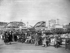 Coney Island 1920s